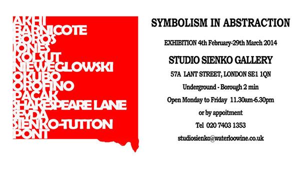 Symbolism in Abstraction- Invitation1