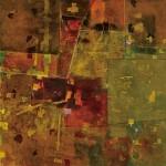 浅川正章/ASAKAWA masaaki:週末の地図 S100 油彩