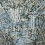 狩野三也子/KANO miyako:水の庭-景 F130 油彩