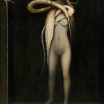 今尾啓吾/IMAO keigo:Medusa 160×129 油彩