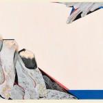 鈴木君子/SUZUKI kimiko:A MOMENT 62×89 孔版