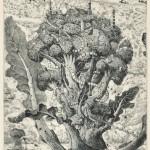 【会友賞】山田佳代子/YAMADA kayoko:ブロッコリーパーク1号島  74×56  銅版