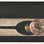 【奨励賞 】三浦やほ子/MIURA yahoko:瓶の風景-富士の輝跡Ⅰ 27×36 銅版