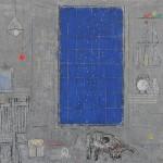浦野吉人/URANO yoshito:北の窓 F130 油彩