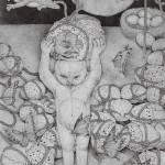 西川光三/NISHIKAWA mitsuzo:視 F100 ペン画