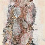 西松サチ子/NISHIMATSU sachiko:New Yowk:再生(2) 69×47 孔版