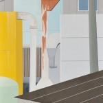 鈴木喜美子/SUZUKI kimiko:景1 F120 油彩