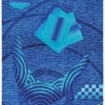 後藤圭介/GOTO keisuke:海神(31) 56×42 木版
