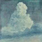 駿河 愛子/SURUGA aiko:夏の風が吹く 180×90 油彩