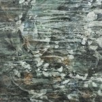 狩野 三也子/KANO miyako:水の庭-夜より他に聴くものなし F130 油彩