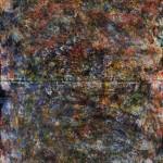片山 憲二/KATAYAMA kenji:樹海の星座15 155×115 木版