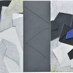 大島由美子/OSHIMA yumiko :composizione 185×210 アクリル