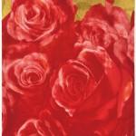 谷岡 暁/TANIOKA sato:薔薇図 |60×45 平版