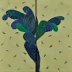 西野 雅子/NISHINO masako:Window box 194×194 ミクストメディア