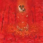 福島 靖代/FUKUSHIMA nobuyo:北の杜から「罪と罰」 F100 油彩