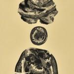 大津 悟司/OTSU satoshi:まだ世界はあるかⅥ 75×57 木版・木口木版