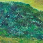 駒村 久弥/KOMAMURA kyuya:梟の住む森Ⅱ F30 油彩