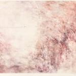 髙浦 とみ子/TAKAURA tomiko:改行の呼吸 55×82 平版