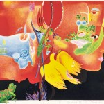 竹内 美穂子/TAKEUCHI mihoko:My heart Ⅵ '15 45.4×56 平版