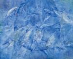 小沢澄子/OZAWA sumiko : 群青の空間 F100 油彩