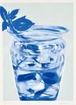 清水美三子/SHIMIZU misako : glass Ⅳ 72×54 平版