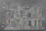 浦野吉人/URANO yoshito : 建築フォーマット F120 油彩
