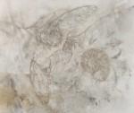 諸星 浩子 / MOROHOSHI hiroko : meuə F130 鉛筆・銀筆・墨・烏賊墨・煤