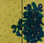 西野 雅子 / NISHINO masako : Window box 194×194 ミクストメディア