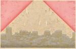 関野 洋作 / SEKINO yosaku : 春 52×82 木版・金箔