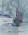 浅野由紀子 / ASANO yukiko : 記憶の中の虹 F100 油彩