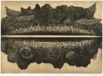 柴田 昌一 / SHIBATA shoichi : HORIZON(ヒロシマ資料による)A 52×72 銅版