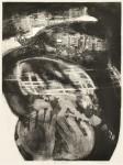相坂  晄 / AISAKA akira : The Canal(運河)(XXXIII) 77.6×63.5 銅版