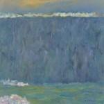 関根かず江 / SEKINE kazue : 崖の上(スペイン) S80 油彩
