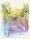 岩澤 飛鳥 / IWASAWA asuka : 夜はこれから 63×45 平版