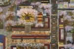 【損保ジャパン日本興亜美術財団賞】檜垣 友見子/HIGAKI yumiko:賑やかな街 F120 油彩