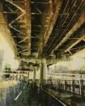 【奨励賞】木原 幸志郎/KIHARA koushiro:Structure F100 油彩