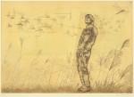 加藤 照夫/KATO teruo:時の移ろい 36×51 銅版