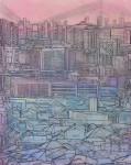 但馬 展子/TAJIMA nobuko:Town F100 アクリル