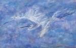 成川 雄一/NARIKAWA yuichi:飛翔 M40 水彩
