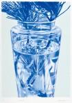 清水 美三子/SHIMIZU misako:glass IX 72×52 平版