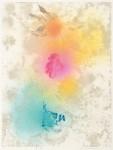 松島 順子/MATSUSHIMA junko:春を告げる 62×47 平版