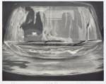 石原 テツロウ/ISHIHARA tetsuro:ことだま#8 42×53 銅版
