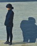 大窪 和美 /OKUBO kazumi:我々は孤独だ、だが一人ではないⅠ F100 アクリル
