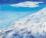 御舩 テル子 /MIFUNE teruko:蒼天の賦・瑞雲 F130 油彩