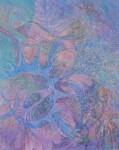 戸本 光子 /TOMOTO mitsuko:ラビリンスⅢ F100 油彩