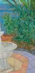 阿部 光好 /ABE mitsuyoshi:温室・泉Ⅱ 182×91