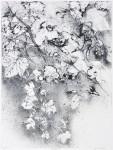 北田 友美子/KITADA yumiko:秋の野に出て 74.5×59 平版