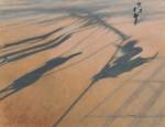 【奨励賞】岩瀬 治美/IWASE harumi:子どもの情景Ⅱ F80 油彩