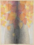 駒井 英治/KOMAI eiji:樹勢A 65×50 木版