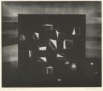 塩田 恵/SHIOTA megumi:A moment to forever(3) 36×42 銅版